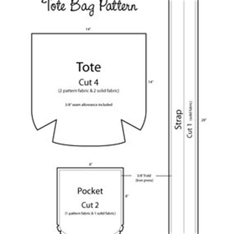 tote bag printable pattern diy reversible tote bag sewing patterns burdastyle com
