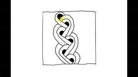 pattern play zentangle book zentangle pattern tutorial heartrope youtube