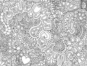 abstract coloring sheets difficult coloring pages for adults enjoy coloring