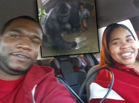 Gorilla Parents Criminal Record Inside The Past Of Parents Whose Fell Into Cincinnati Zoo S Gorilla Pen