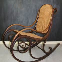 Antique Thonet Bentwood Rocking Chair by Thonet Bentwood Rocking Chair No 1 Antiques Atlas