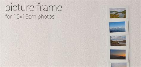 do it yourself picture frames sleppek de do it yourself picture frame