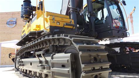 volvos ecd excavator  set  standards  indian mining industry