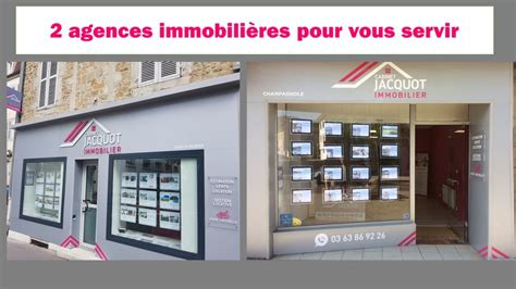 Cabinet Jacquot by Cabinet Jacquot Immobilier Agence Immobili 232 Re 12 Avenue