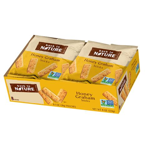Nissin Mini Stick Biskuit cookies back to nature back to nature