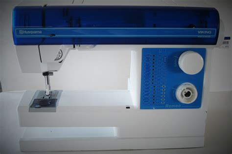 husqvarna viking romeo sewing machine as is