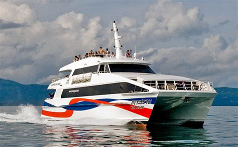 speedboot nach koh tao koh samui ferry transfer bookings by easy day samui