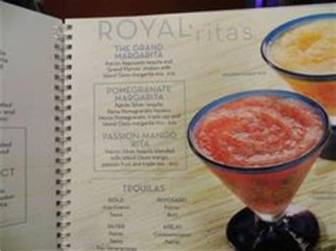 royal caribbean bar drink menu   cruising  caribbean drinks royal caribbean