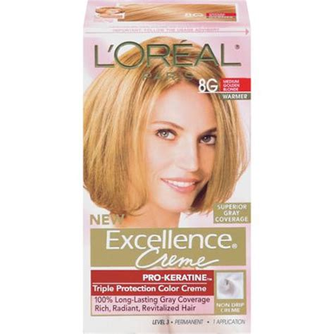 l oreal excellence creme pro keratine protection color 6rb light reddish brown ebay l oreal excellence non drip creme protection color walmart