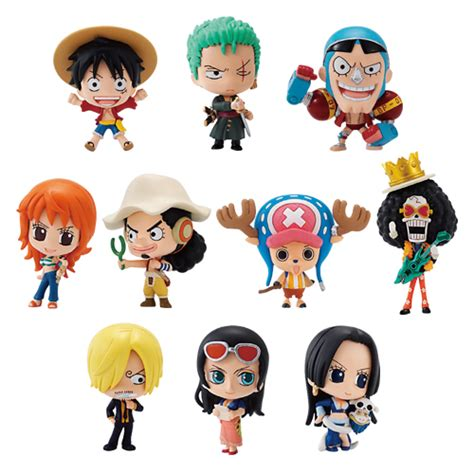 Kaos One Crew Chibi Anime Market ワンピースミニフィギュア新作 スパンキー 食玩 ミニフィギュアの掲示板