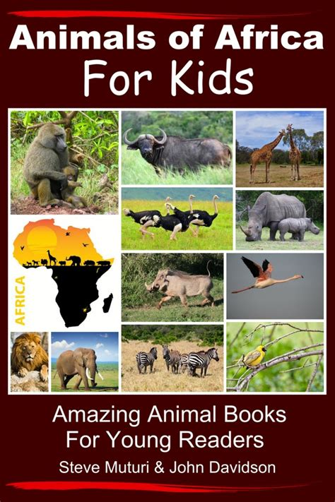 animal books amazing animal books animals of africa