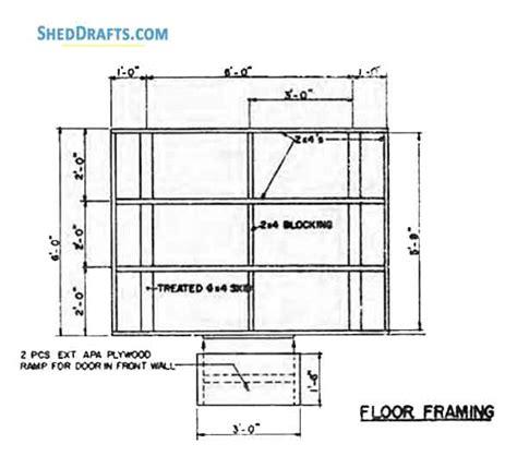 tool storage shed plans blueprints  design lovely shed