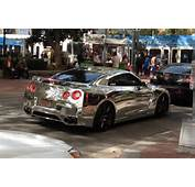 Posted By Josh L  10/01/2012 Labels Chrome Nissan GTR