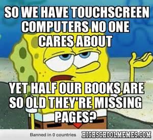 Spongebob Nobody Cares Meme - nobody cares meme
