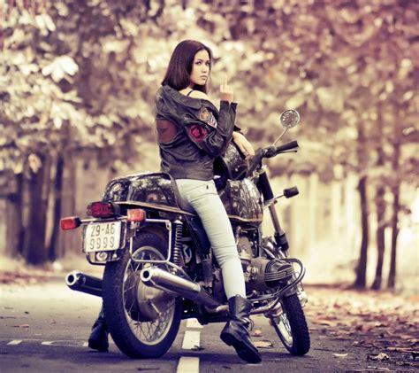girls motocross moto
