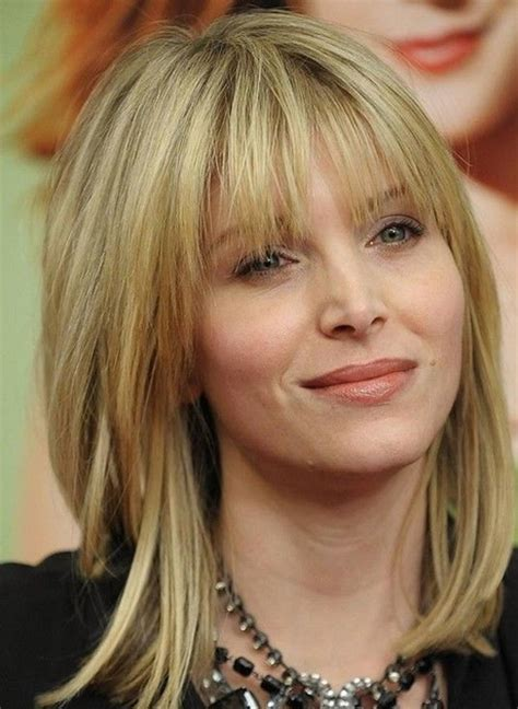 haircuts for women over 40 with bangs medium length medium haircuts for women over 40