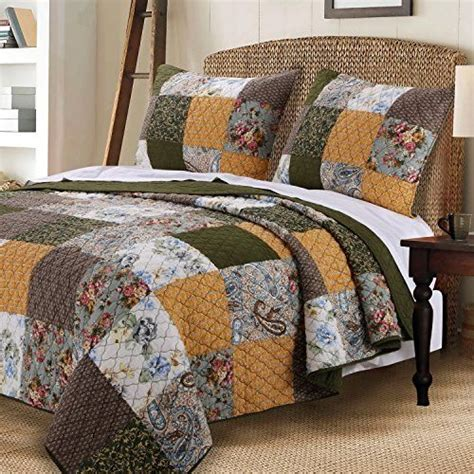 Country Patchwork Quilt Sets - 440 best images about country bedding on