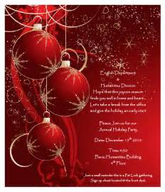 7 best images of holiday office party flyer holiday