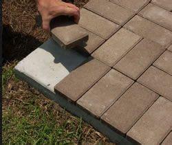 thin pavers for patio installing thin pavers concrete cottage porte