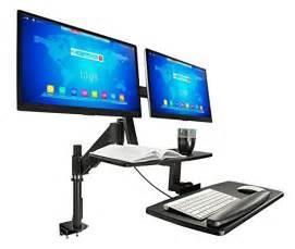 Desk Height For Computer Keyboard Mount It Sit Stand Desk Standing Desk Height Adjustable