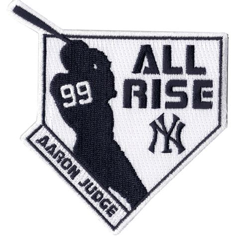 all rise new york yankees aaron judge 99 all rise player