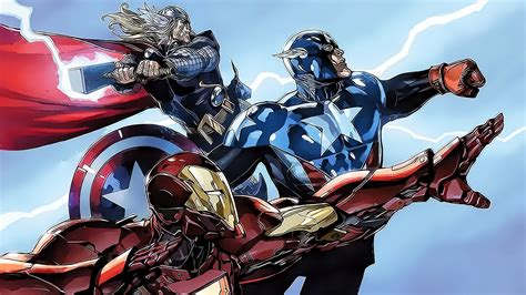 Marvel Wallpaper HD (68  images)