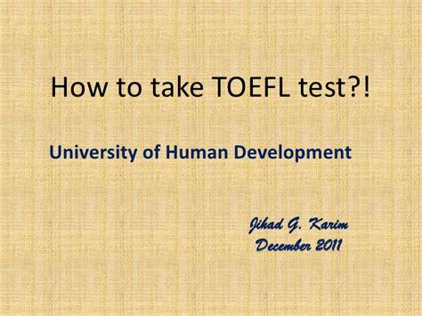 How To Prepare Toefl For Pemula Cd 1 toefl ibt basic guidelines