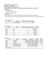 Mba 520 Snhu Coursehero by Qso 520 Management Scispreadsheets Snhu Course