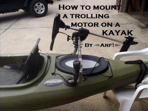 Gps Holder Motor Braket Hp Waterpoof Up To 5 5 Inch Pasang Di Spion mount a trolling motor on a kayak cheap