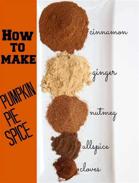 how to make pumpkin pie spice parade com