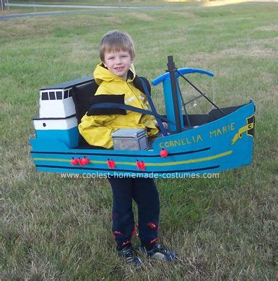 fishing boat costume coolest boat from the deadliest catch costume halloween