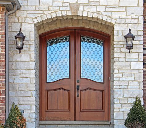 Exterior Arched Doors Mahogany Top Door Mahogany Doors Arched Top Doors