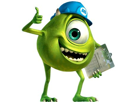 imagenes png de monster inc mike monsters inc icon by slamiticon on deviantart