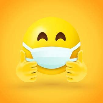ensemble de caracteres emoji ronds jaunes dans des