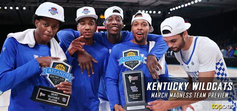 uk basketball schedule march madness kentucky wildcats march madness team predictions odds 2017
