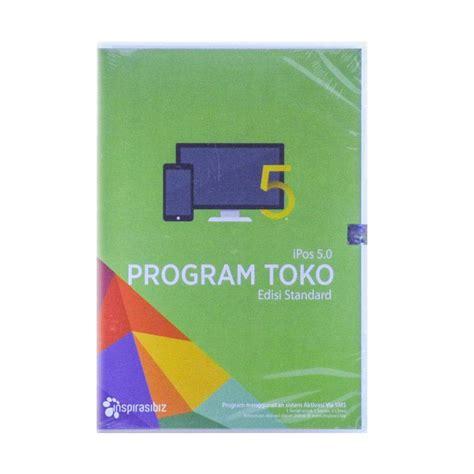 jual inspirasibiz program toko ipos 5 0 edisi standard software penjualan dan stok barang siap