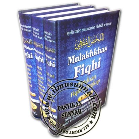 Buku Fiqih Siyasah mulakhkhas fiqhi panduan fiqih lengkap