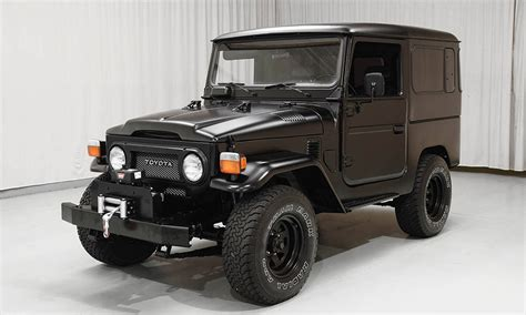 Immaculate 1979 Toyota FJ40 Can Be Yours for $39,500
