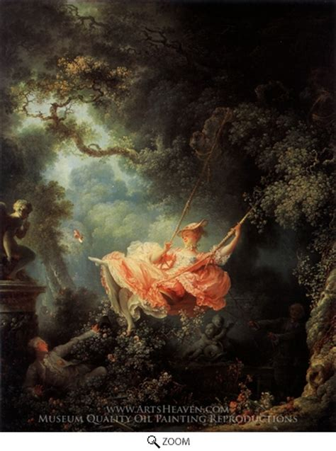 the swing by jean honoré fragonard jean honore fragonard the swing painting reproduction art
