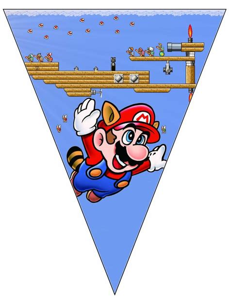 printable mario banner 28 best super mario brothers images on pinterest mario