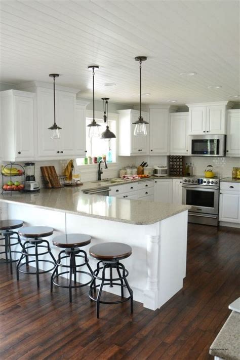 kitchen cabinets lighting ideas before and after oak kitchen cabinets home design idea