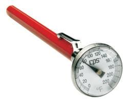 Thermometer Pocket Analog cps products tmap analog pocket thermometer 0 to 220f