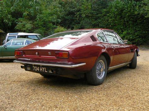 in time 1967 cars aston martin dbs
