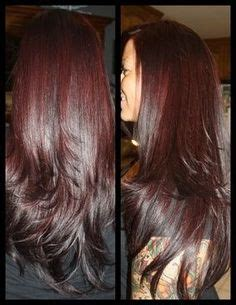 cherry coke hair color formula beautiful kenra color 174 before and after by donna carter at