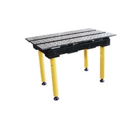 buildpro fabrication table and strong hand welding table
