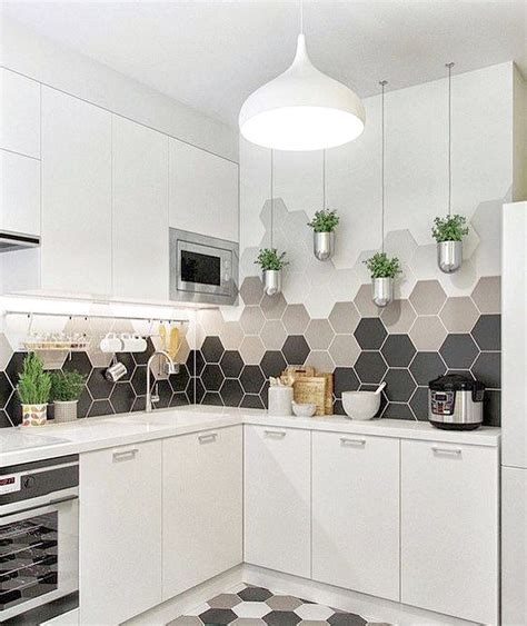 model keramik dinding dapur minimalis terbaru dekor rumah