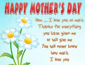 Mothers Day Cards by Happy Mothers Day Quotes Poems And Wallpapers The Smashable