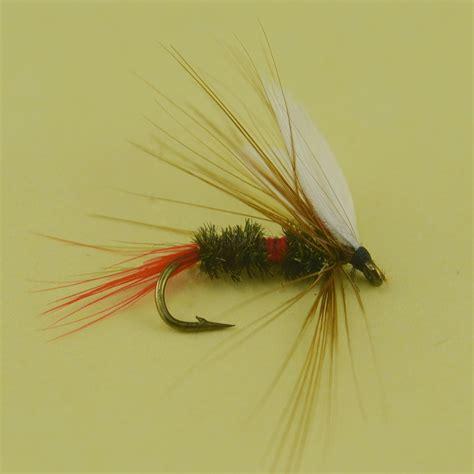 cheap flies 6pcs 10 royal wulff flies for trout fishing flies