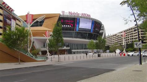 The Park at T Mobile Arena Las Vegas