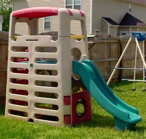 step 2 step up slide our virtual yard sale step 2 quot big climber